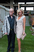 JOHN CAUDWELL; CLARE CAUDWELL, Gabrielle's Gala 2013 in aid of  Gabrielle's Angels Foundation UK , Battersea Power station. London. 2 May 2013.
