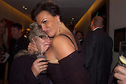 ALEXIS PARR, CLARE SIMCOX, The London Bar and Club awards. Intercontinental Hotel. Park Lane, London. 6 June 2011. <br />