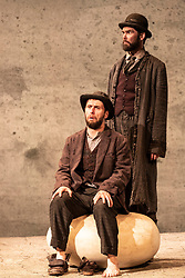 One of the most significant plays of the 20th Century, Samual Beckett's Waiting for Godot is brought to the Edinburgh International Festival by theatre company, Druids. <br /> <br /> Directed by Tony award-winning director Garry Hynes, it brings together a quartet of Irish actors; Garrett Lombard, Aaron Monaghan, Rory Nolan and Marty Rea.