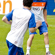 AUS/Seefeld/20100530 - Training NL Elftal WK 2010, Klaas Jan Huntelaar