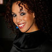 NLD/Amsterdam/20091121 - JFK Great men of the Year Gala 2009, Glennis Grace