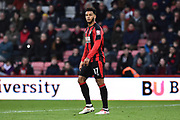 Joshua King (17) of AFC Bournemouth during the Premier League match between Bournemouth and Tottenham Hotspur at the Vitality Stadium, Bournemouth, England on 11 March 2018. Picture by Graham Hunt.