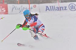 FITZPATRICK Menna Guide: KEHOE Jennifer, B2, GBR at 2018 World Para Alpine Skiing World Cup slalom, Veysonnaz, Switzerland