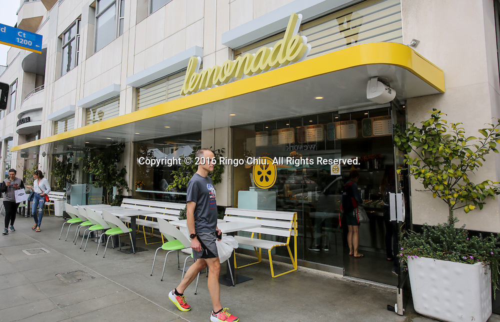Ian Olsen, president of Lemonade Restaurant Group.<br /> (Photo by Ringo Chiu/PHOTOFORMULA.com)<br /> <br /> Usage Notes: This content is intended for editorial use only. For other uses, additional clearances may be required.