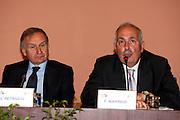 ROMA 1 LUGLIO 2008<br /> BASKET<br /> PRESENTAZIONE CANDIDATURA MONDIALI 2014<br /> NELLA FOTO FAUSTO MAIFREDI<br /> FOTO CIAMILLO