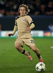 06.11.2012, Stade de Parc des Princes, Paris, FRA, UEFA CL, Paris St. Germain vs Dinamo Zagreb, Gruppe A, im Bild Alen Halilovic, // during UEFA Championsleague group A Match between Paris St. Germain and Dinamo Zagreb at the Stade de Parc des Princes, Paris, France on 2012/11/06. EXPA Pictures © 2012, PhotoCredit: EXPA/ Pixsell/ Marko Lukunic..***** ATTENTION - OUT OF CRO, SRB, MAZ, BIH and POL *****