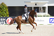 Paula Matute Guimon - Tarpan Ymas<br /> World Equestrian Festival, CHIO Aachen 2014<br /> © DigiShots
