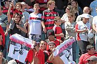 20111030: PORTO ALEGRE, BRAZIL - Football match between Gremio and  Flamengo teams held at the Sao januario. In picture Flamengo supporters<br /> PHOTO: CITYFILES