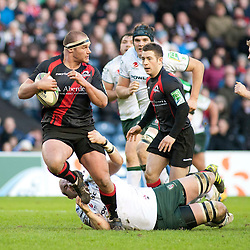 Edinburgh Rugby v London Irish | Heineken Cup | 22 January 2012