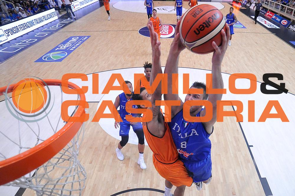 Danilo Gallinari<br /> Nazionale Italiana Maschile Senior - Trentino Basket Cup 2017<br /> Italia - Paesi Bassi Italy - Netherlans<br /> FIP 2017<br /> Trento, 30/07/2017<br /> Foto M.Ceretti / Ciamillo-Castoria