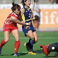 17 Korea v Japan ct women 2012