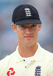 England's Keaton Jennings during day three of the Second NatWest Test match at Headingley, Leeds. PRESS ASSOCIATION Photo. Picture date: Sunday June 3, 2018. See PA story CRICKET England. Photo credit should read: Nigel French/PA Wire. RESTRICTIONS: Editorial use only. No commercial use without prior written consent of the ECB. Still image use only. No moving images to emulate broadcast. No removing or obscuring of sponsor logos.
