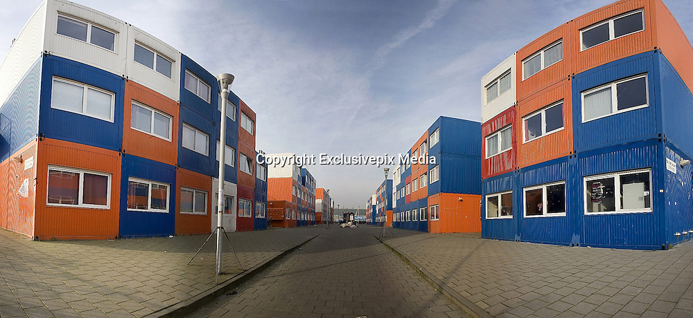 Living In Containers<br /> By Ton Koene<br /> <br /> The Netherlands is a country with one the highest population density. Especially in the &lsquo;randstad&lsquo;, the heart of the Dutch ecomony, consist of Amsterdam, Rotterdam, Utrecht and Den Haag (7 million people) . The Randstad is together with London, Paris, the Flemish Diamond and the German Rhine / Ruhr area one of the main urban concentrations in northwest Europe. <br /> <br /> The area has turned into a busy beehive were land is scars and every square meter needs to be used effectively. Prices of land and housing have gone through the roof. As a result, many families have decided to leave this congested area and move to villages and towns less populated. <br /> <br /> However, many do need to live in this economical heart as they have jobs there or study. Talking about students: serious shortage of cheap housing has made it problematic for students to find accommodation. A company in Holland (Tempo housing) has found a solution: Keetwonen (keet=container, wonen=living). <br /> <br /> In 2007, they built a small city out of containers just outside the centre of Amsterdam; Over 1000 used sea containers have been converted into apartments and stacked as Lego blocks onto each other. It is the biggest container village ever built in the world. Tempo housing has designed, developed and built these temporary housing units especially for students. <br /> <br /> Living in a converted shipping container is a new concept in the Netherlands. It turned out to be a big success under students in Amsterdam and it is now one of the most popular student dormitories in the Netherlands. The student housing foundation &quot;De Key&quot; (www.dekey.nl) in Amsterdam takes care of the administration and supervises the buildings. There is an official waiting time of 2 years but most students can move in much faster. In fact most students who inhabited the containers have been living here from the beginning when the units were built.<br /> <br /> The early day's fears that the container homes are too small, too noisy, too co