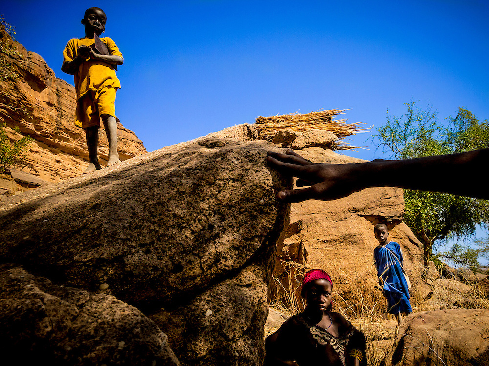 West, Africa, Mali,Pays Dogon