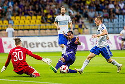 Marcos Magno Morales Tavares of NK Maribor during 2nd Leg football match between NK Maribor and FC Chikhura in 2nd Qualifying Round of UEFA Europa League 2018/19, on August 2, 2018 in Ljudski vrt, Maribor, Slovenia. Photo by Ziga Zupan / Sportida