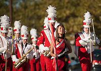 Homecoming PRIDE parade at Laconia High School.  Karen Bobotas/for the Laconia Daily Sun