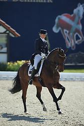 Moller Kristine, (LUX), Excalibur 109<br /> Nurnberger Burg-Pokal - St George Special<br /> Horses & Dreams meets Denmark - Hagen 2016<br /> © Hippo Foto - Stefan Lafrentz
