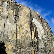 El Capitan Recent Rockfall
