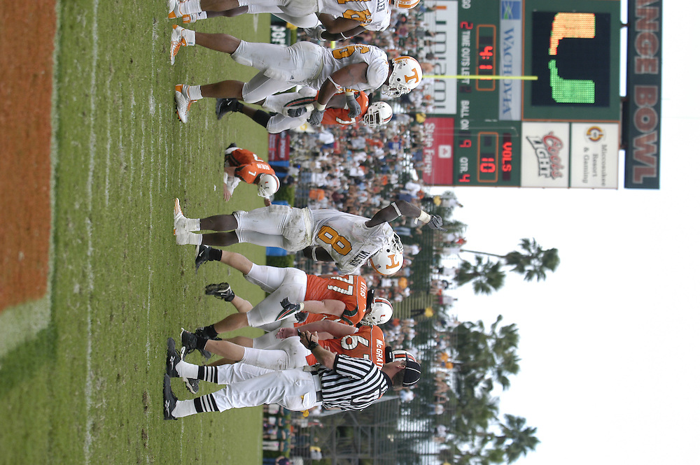 2003 UNIVERSITY OF TENNESSEE Football