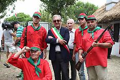 20110803 RIEVOCAZIONE SBARCO DI GARIBALDI LIDO DELLE NAZIONI 2011