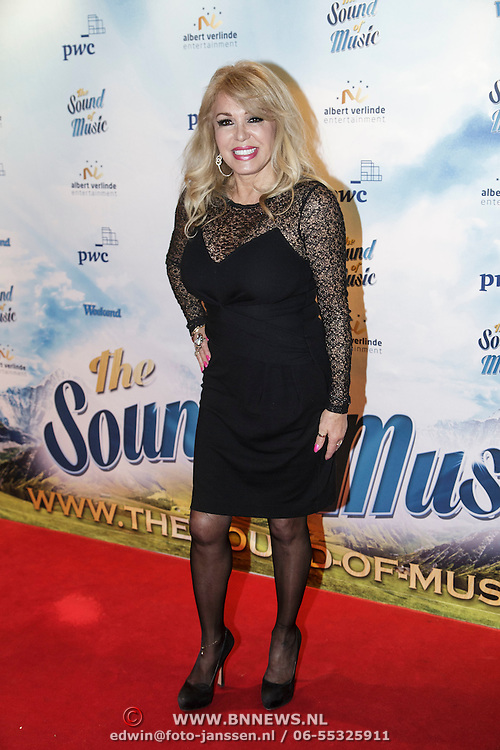 NLD/Den Bosch/20141123- Premiere Musical The Sound of Music, Patricia Paay