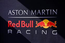 March 1, 2019 - Barcelona, Barcelona, Spain - Aston Martin Red Bull Racing logo during the Formula 1 2019 Pre-Season Tests at Circuit de Barcelona - Catalunya in Montmelo, Spain on March 1. (Credit Image: © Xavier Bonilla/NurPhoto via ZUMA Press)