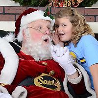 2014 WakeMed Santa
