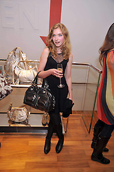 IMOGEN POOTS at a party in aid of the charity Best Buddies held at the Hogan store, 10 Sloane Street, London SW10 on 13th May 2009.