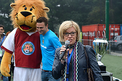 23-08-2014 NED: Medtronic Junior Cup Diabetes, Arnhem<br /> Medtronic Annette