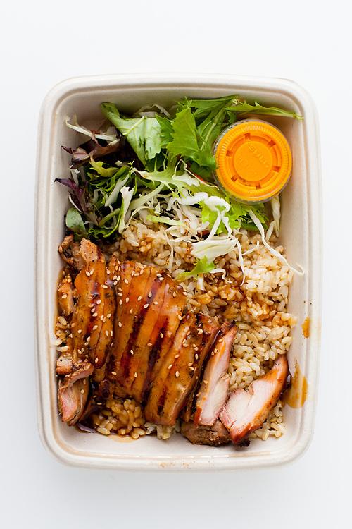 Chicken Thigh Teriyaki from Glaze ($8.71)