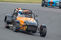 #128 Harry SENIOR Caterham Supersport  during CSCC Gold Arts Magnificent Sevens  as part of the CSCC Oulton Park Cheshire Challenge Race Meeting at Oulton Park, Little Budworth, Cheshire, United Kingdom. June 02 2018. World Copyright Peter Taylor/PSP.
