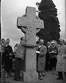 1958 - 26/04 Mayor of New York Robert Wagner Visits Glendalough