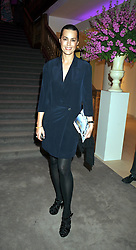 YASMIN LE BON at the Lighthouse Gala Charity Auction in aid of the Terrence Higgins Trust held at Christie's, St.James' London on 23rd March 2009.