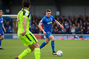AFC Wimbledon midfielder Anthony Hartigan (8) dribbling during the EFL Sky Bet League 1 match between AFC Wimbledon and Bolton Wanderers at the Cherry Red Records Stadium, Kingston, England on 7 March 2020.