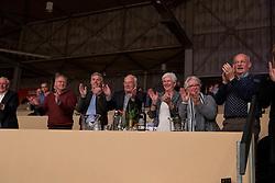 Van De Lageweg Wiebke, NED<br /> Springen Grote Prijs<br /> KWPN Hengstenkeuring 2017<br /> © Dirk Caremans<br /> 02/02/17