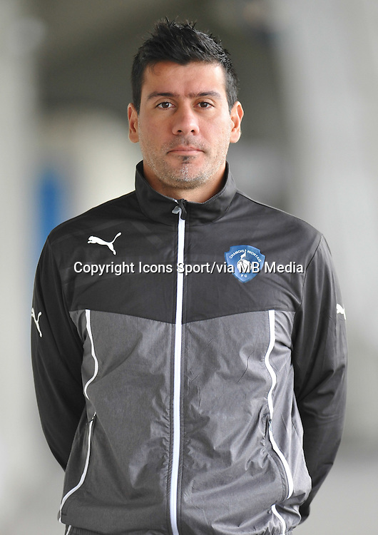 Fabrice FONTAINE - 26.10.2013 - Photo Officielle - Niort -<br /> Photo : Icon Sport