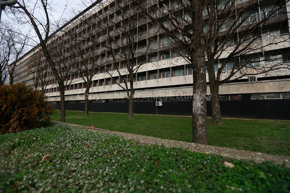 Hotel Yugoslavia, Belgrade, Serbie // Hotel Yugoslavia, Belgrade, Serbia
