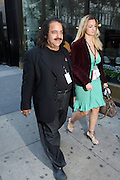 Former Pornstar, Ron Jeremy at The 2010 Mercedes Benz Fashion Week in front of The Bryant Park Hotel on September 14, 2009 in Nw York City