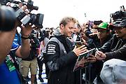 October 27, 2016: Mexican Grand Prix. Nico Rosberg  (GER), Mercedes