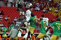FOOTBALL - AFRICAN NATIONS CUP 2010 - GROUP A - ALGERIA v MALI - 14/01/2010 - PHOTO MOHAMED KADRI / DPPI - RAFIK HALLICHE (ALG)