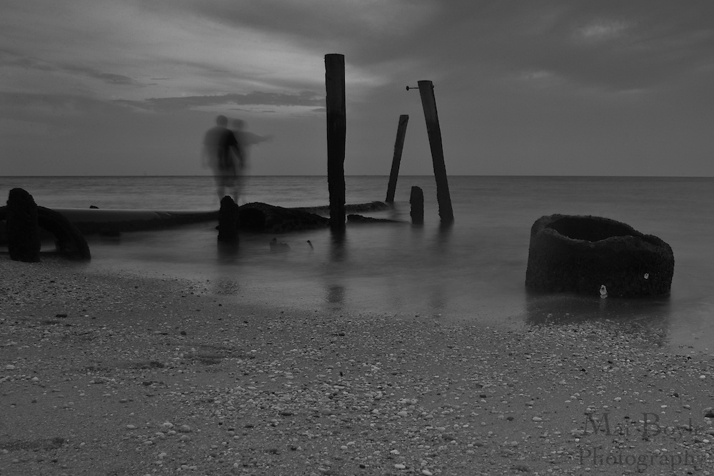 2011 August 6: Sunset Beach, Cape May, NJ.