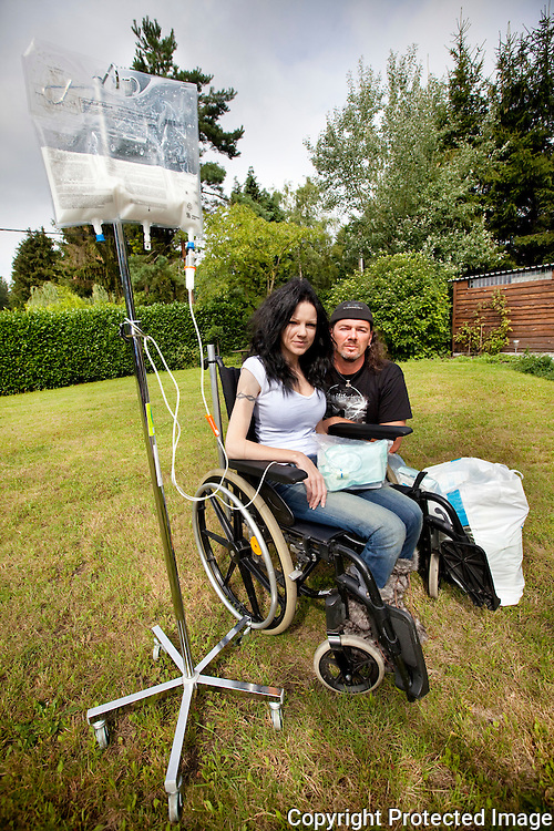 359923-Benefiet in September voor de zieke Miranda Buytaert-Miranda met Tommy Van Meerbeek-Poortvelden 54 Putte