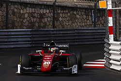 May 26, 2018 - Montecarlo, Monaco - 20 Louis DELETRAZ from France of CHAROUZ RACING SYSTEM during the Monaco Formula Two - Race 2 Grand Prix at Monaco on 26th of May, 2018 in Montecarlo, Monaco. (Credit Image: © Xavier Bonilla/NurPhoto via ZUMA Press)
