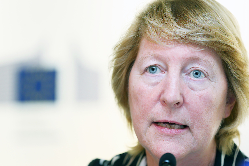 04 June 2015 - Belgium - Brussels - European Development Days - EDD - Energy - Sustainable energy - Unleashing the private sector&rsquo;s potential - Marie Donnelly<br /> Director , Renewables , Research and Innovation , Energy Efficiency , European Commission &copy; European Union