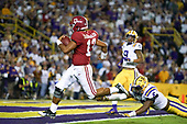 November 3, 2018: Alabama vs LSU