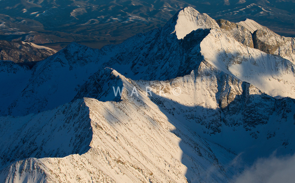 Mt. Blanca, Colorado. March 2014. 80975a