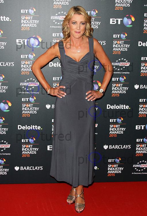 Rachel Brookes, BT Sport Industry Awards 2015, Battersea Evolution, London UK, 30 April 2015, Photo By Brett D. Cove