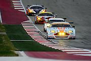 September 19, 2015 World Endurance Championship, Circuit of the Americas. #96 ASTON MARTIN RACING, ASTON MARTIN VANTAGE V8, Roald GOETHE, Stuart HALL, Francesco CASTELLACCI