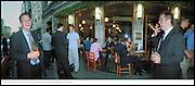 All Bar One. Hanover St. London. July 1999.<br /> © Copyright Photograph by Dafydd Jones 66 Stockwell Park Rd. London SW9 0DA Tel 0171 733 0108