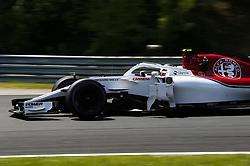 July 28, 2018 - Budapest, Hungary - Motorsports: FIA Formula One World Championship 2018, Grand Prix of Hungary, .#16 Charles Leclerc (MCO, Alfa Romeo Sauber F1 Team) (Credit Image: © Hoch Zwei via ZUMA Wire)